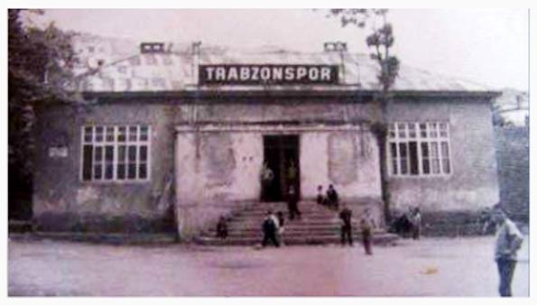 Trabzonspor'un ilk binası