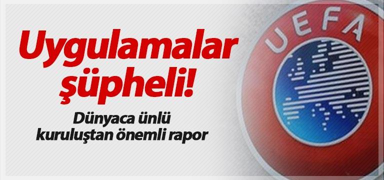 FİTCH'den dikkat çeken UEFA yorumu: Şüpheli