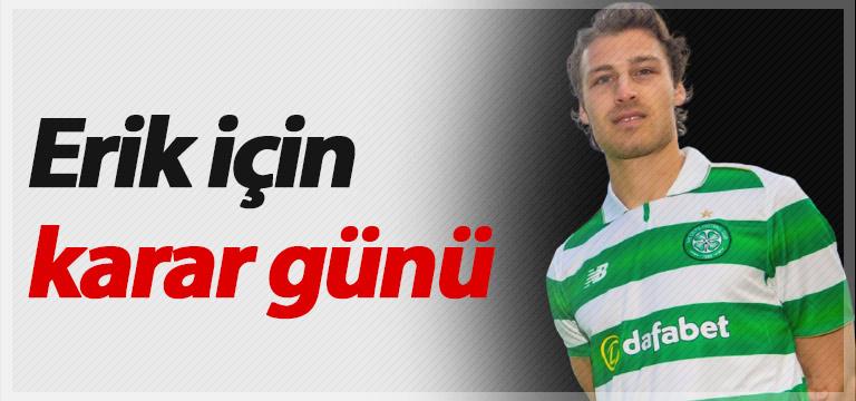 Trabzonspor'da Erik Sviatchenko için karar günü