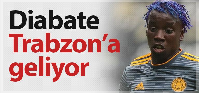 Fousseni Diabate Trabzon'a geliyor!