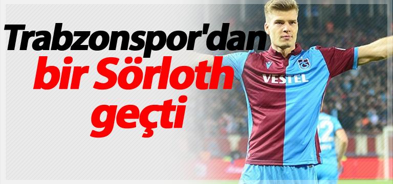 Trabzonspor'dan bir Sörloth geçti