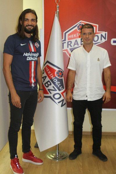 Hekimoğlu Trabzon'dan 3 transfer