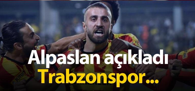 Alpaslan Öztürk açıkladı: Trabzonspor…