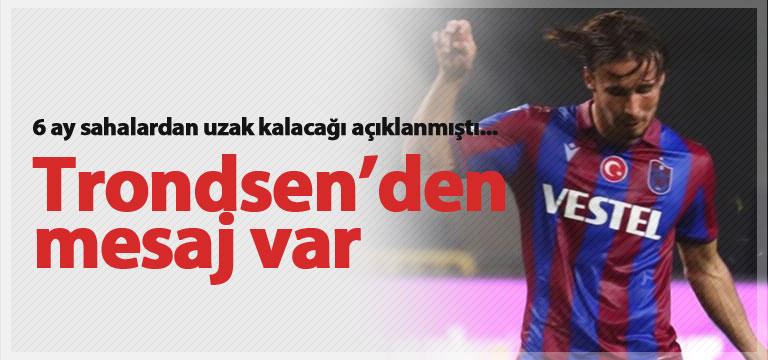 Anders Trondsen: Söz veriyorum…