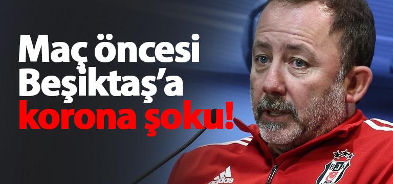 Trabzonspor'un rakibi Beşiktaş'a korona şoku