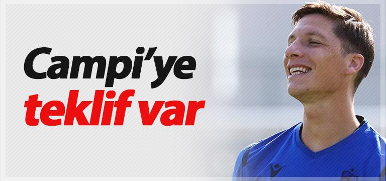 Trabzonspor'da Campi için teklif