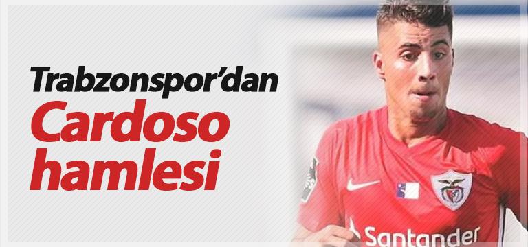 Trabzonspor'dan Cardoso hamlesi