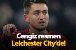 Cengiz Ünder transferi resmen açıklandı