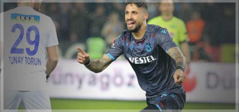 Trabzonspor Da Costa ile yıllarını ayırdı