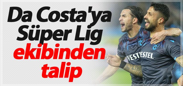 Da Costa'ya Süper Lig ekibinden talip