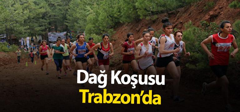 Dağ koşusu Trabzon'da