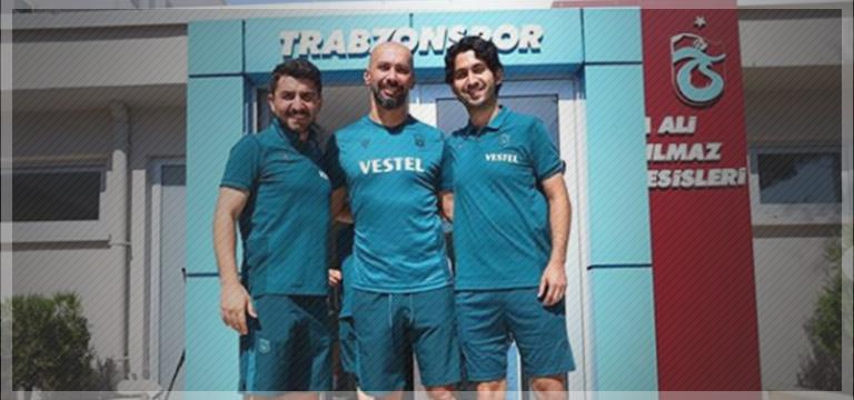 Trabzonspor'da ayrılık! Böyle veda etti
