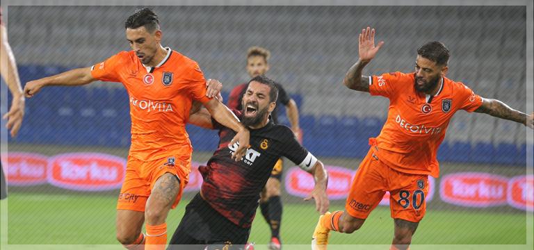 Galatasaray Başakşehir'i mağlup etti