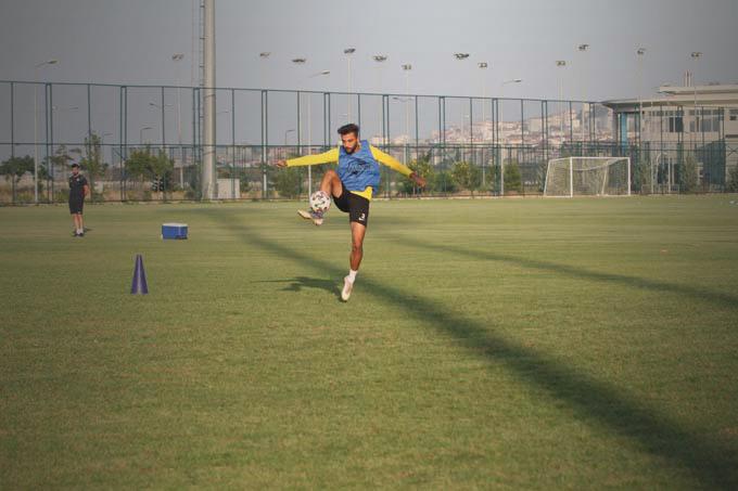 Hekimoğlu Trabzon Kahramanmaraşspor'a hazırlanıyor