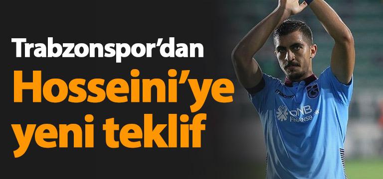 Trabzonspor'dan Hosseini için yeni teklif