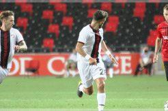 Gaziantep FK Karagümrük ile berabere