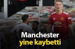 Manchester United yine mağlup oldu