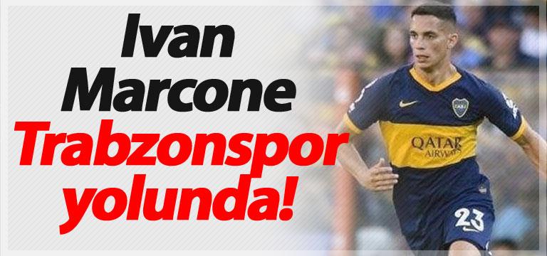 Ivan Marcone Trabzonspor yolunda!