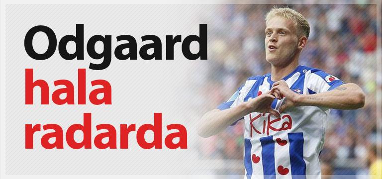 Trabzonspor Jens Odgaard'dan vazgeçmedi