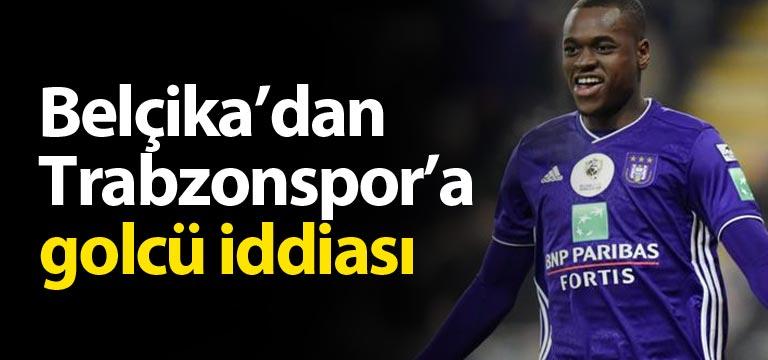 Trabzonspor'a Belçika'dan golcü iddiası