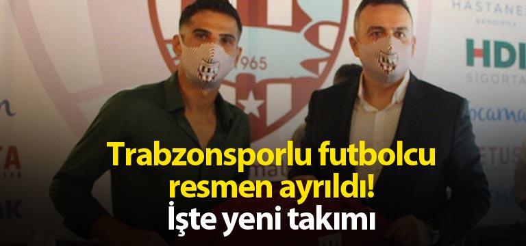 Trabzonspor'da ayrılık! Abdurrahim imzayı attı