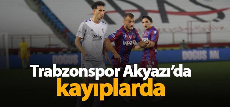 Trabzonspor Akyazı'da kayıplarda