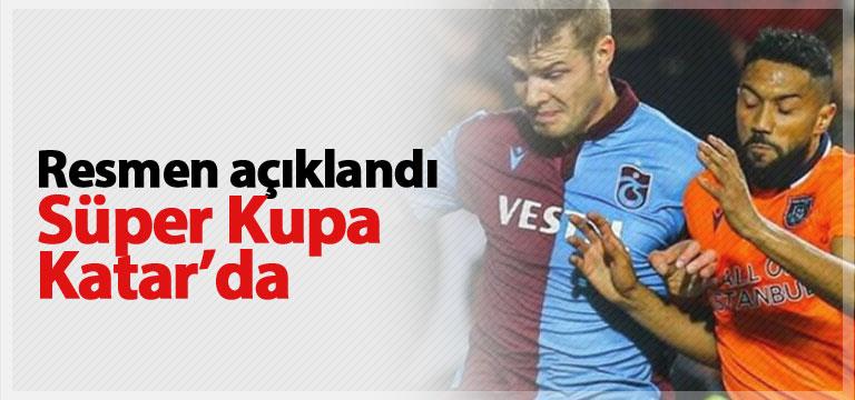 Trabzonspor Başakşehir maçı Katar'da!