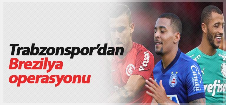 Trabzonspor Brezilya'ya kancayı attı