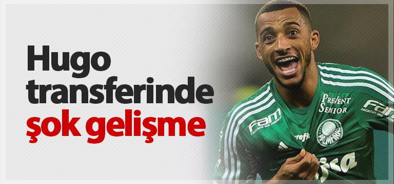 Trabzonspor'un Hugo transferinde şok gelişme