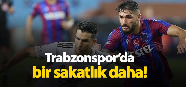 Trabzonspor'da Kamil sakatlandı