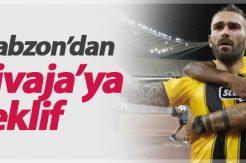 Trabzonspor'dan Livaja'ya teklif