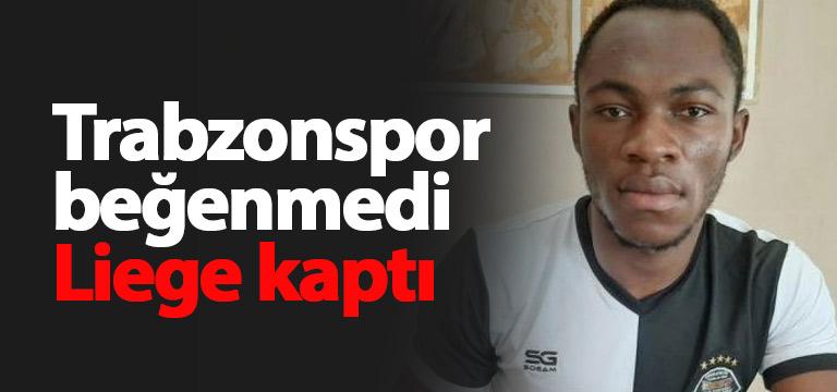 Trabzonspor Muleka'yı istemedi, Liege kaptı