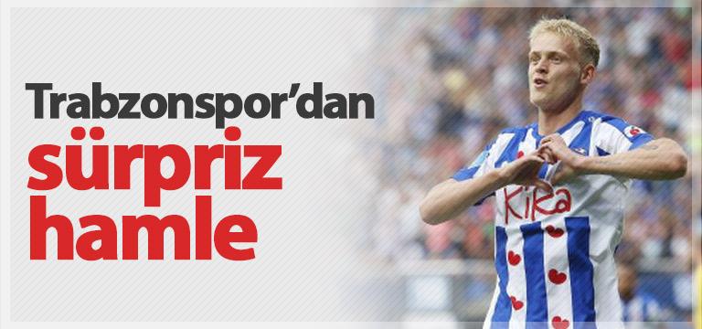 Trabzonspor'dan sürpriz Odgaard hamlesi