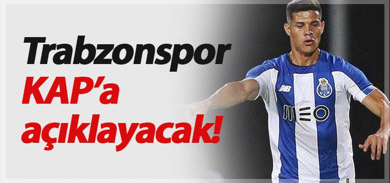 Trabzonspor Osorio'yu açıklamaya hazırlanıyor