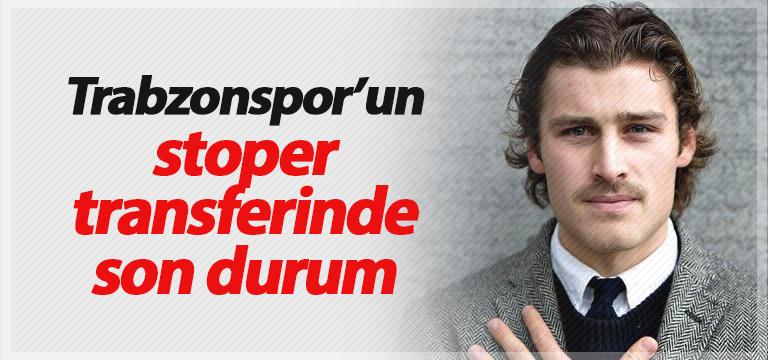 Trabzonspor stoper transferine hız verdi