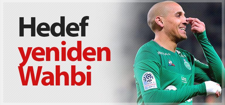 Trabzonspor'da hedef Wahbi Khazri