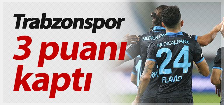 Trabzonspor sahasında rahat kazandı