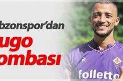 Trabzonspor'dan Vitor Hugo bombası