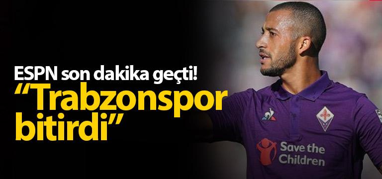 Trabzonspor Vitor Hugo'yu bitirdi