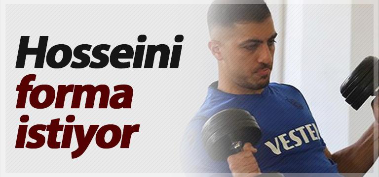 Hosseini forma istiyor