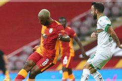 Galatasaray Alanyaspor'a geçildi