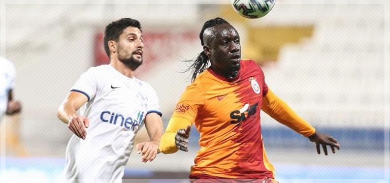 Galatasaray Kasımpaşa maçında tek gol 3 puan