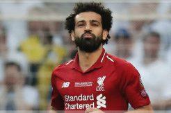 Salah Liverpool tarihine geçti