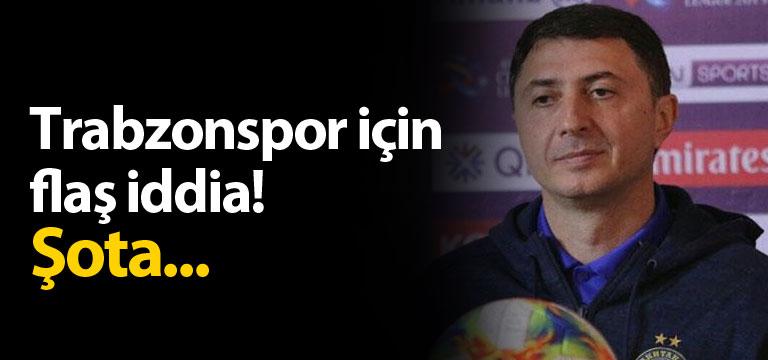 Trabzonspor için flaş iddia! Şota…