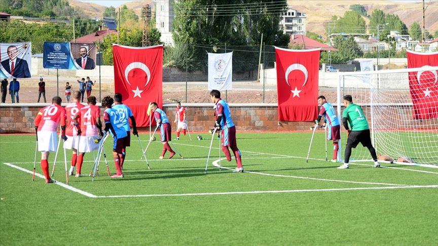 Ampute Milli Futbol Takımı dünya kupasını hedefliyor