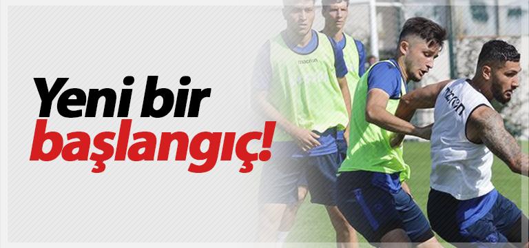 Trabzonspor yeniden başlayacak!