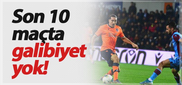 Trabzonspor 10 maçtır rakibini kazanamıyor!