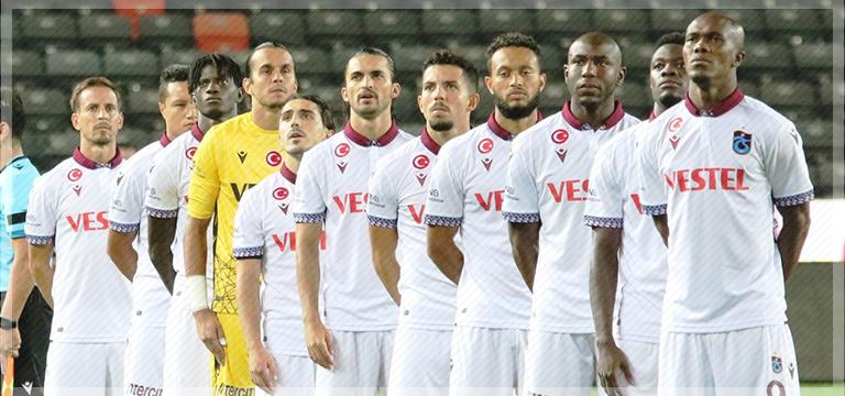 Trabzonspor Antep'te 2 puanı bıraktı