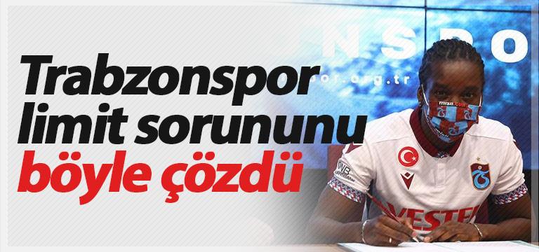 Trabzonspor'dan limit sorununa vadeli çözüm