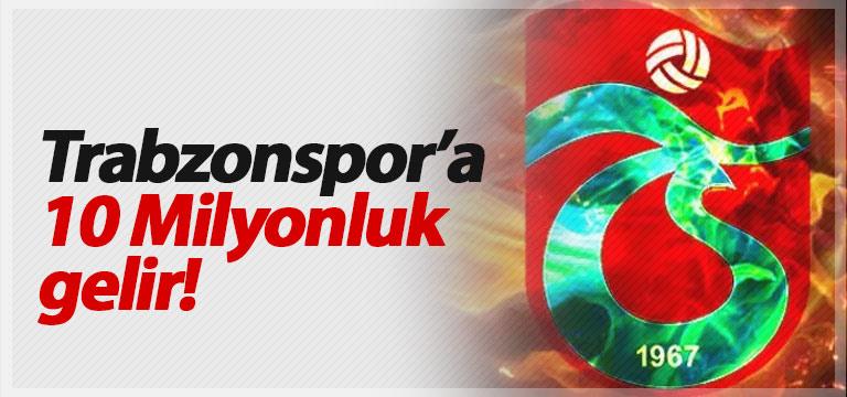 Trabzonspor'a yeni sponsor! 10 Milyon TL…